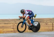 Ben Kanute Bear Lake Triathlon