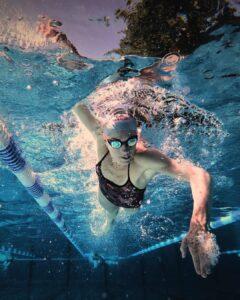 Lucy Charles swim