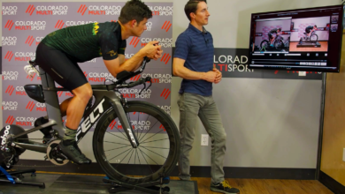 Ryan Ignatz Bike Fit
