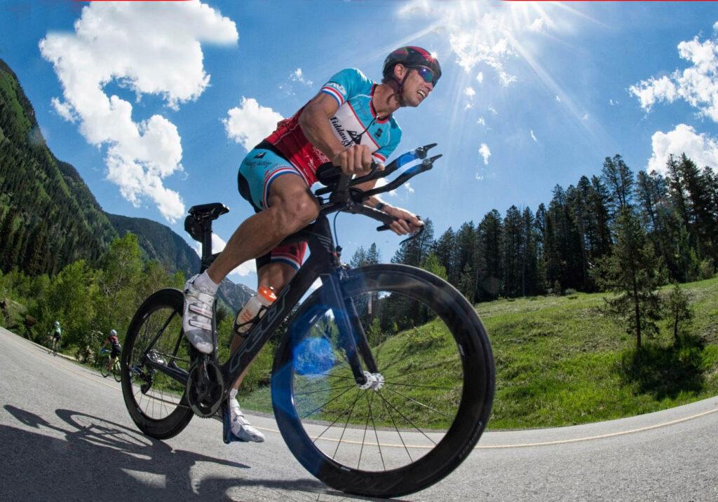 Josiah Middaugh triathlon bike